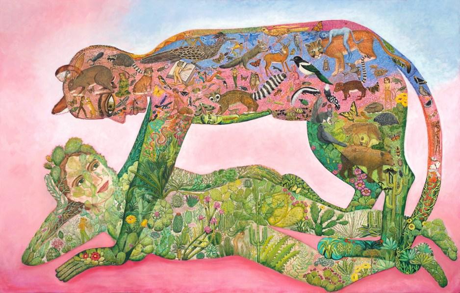 Irene Hardwicke Olivieri Your Touch a Thousand Wild Creatures