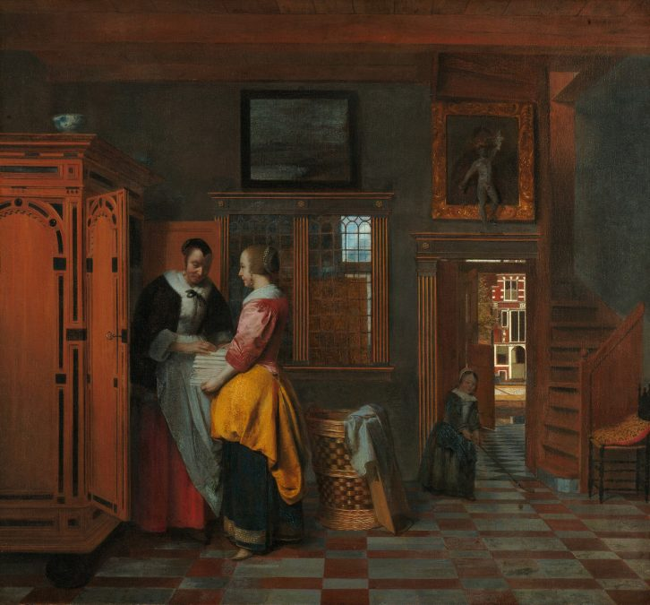 Véronique Plesch – The Comforts of Domesticity
