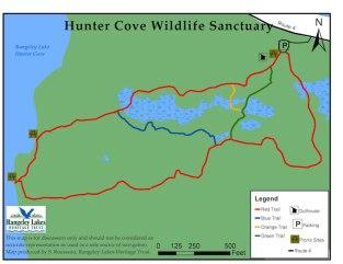 HunterCovemap