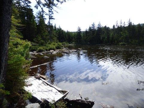 mountain pond 6