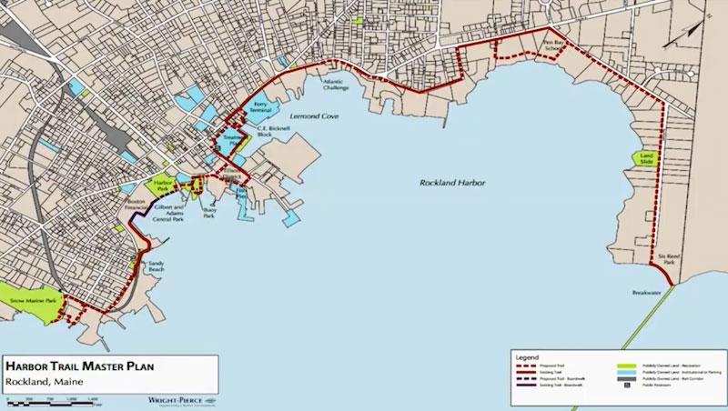 harbor trail