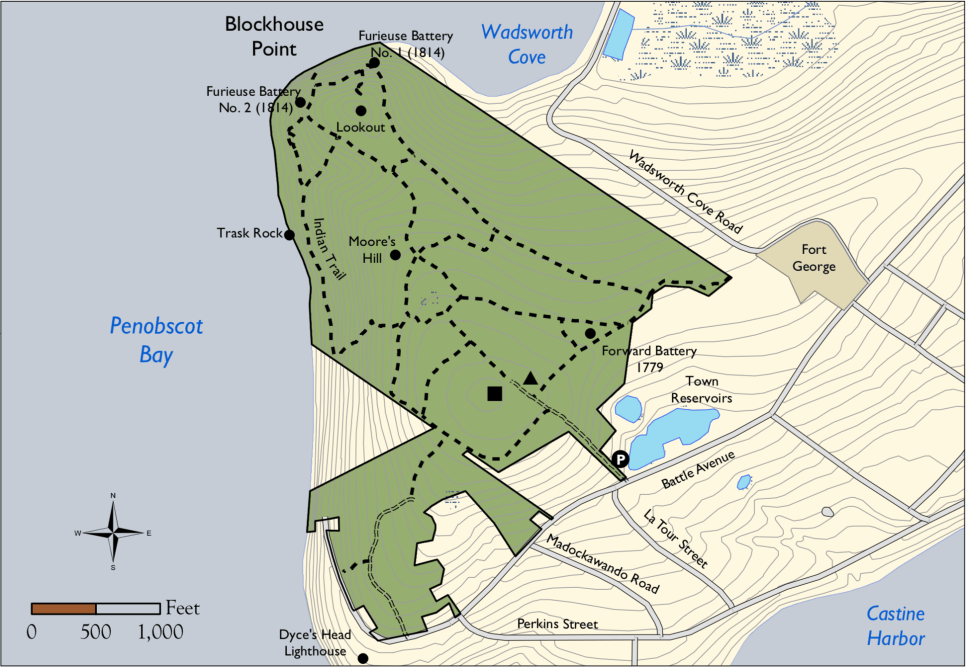 witherlee woods map