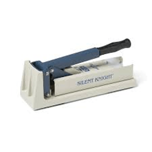 Pill crusher with handle