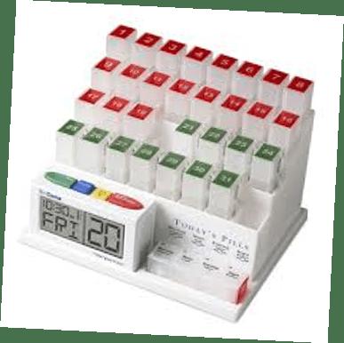 Pill management