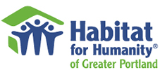 Habitat for Humanity of Greater Portland logo