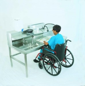 Accessible Workstation - Industrial