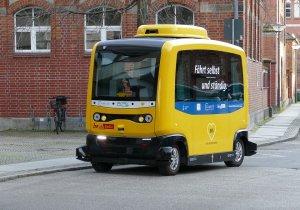 autonomous transporter