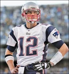 Brady Football Chowder