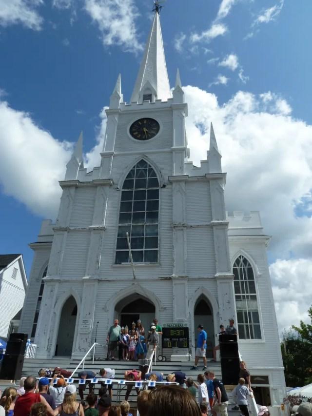 Centre Street Congregational Church, Machias, ME