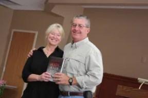 With Lt. Pat Dorian