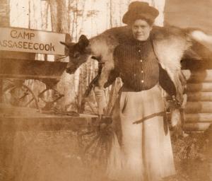 Susanna Hartley, Grandad's mother