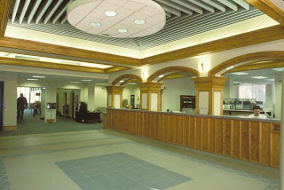 circulation and ILL Mantor Library, UMF