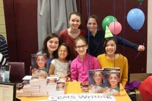 I wish every school in Maine could support young writers like this.