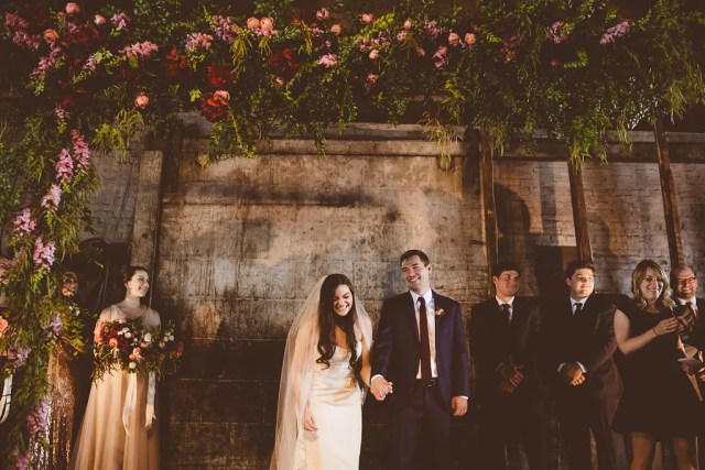 The ceremony. Photo by Abby Lorenz.