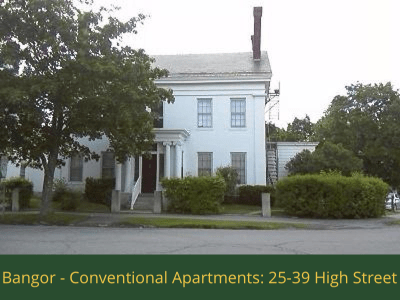Bangor - Conventional Apartments - 25-39 High Street: