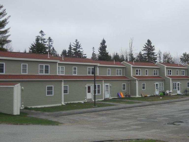 An image of Sunrise Village in Machias