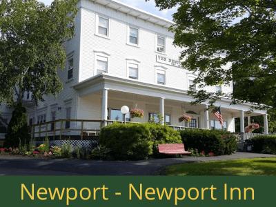 Newport - Newport Inn: 26 units total – (21) 1 bedroom apartments, (3) 1 bedroom handicap accessible apartments, and (2) 2 bedroom apartments