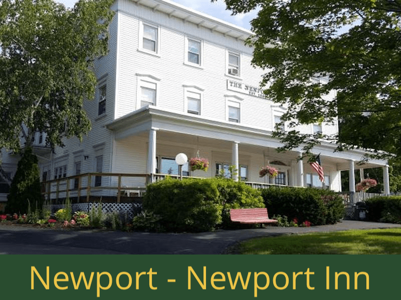 Newport - Newport Inn: 26 units total – (21) 1 bedroom apartments, (3) 1 bedroom handicap accessible apartments, and (2) 2 bedroom apartments