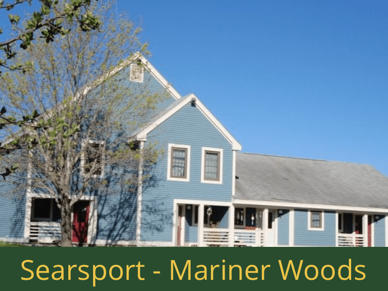 Searsport - Mariner Woods: 24 units total – (7) 1 bedroom apartments, (1) 1 bedroom handicap accessible apartment, and (16) 2 bedroom apartments