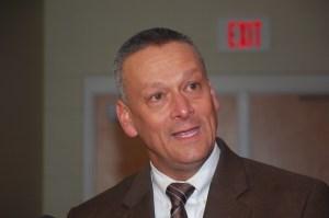 Headshot of Florida Education Commissioner Tony Bennet.