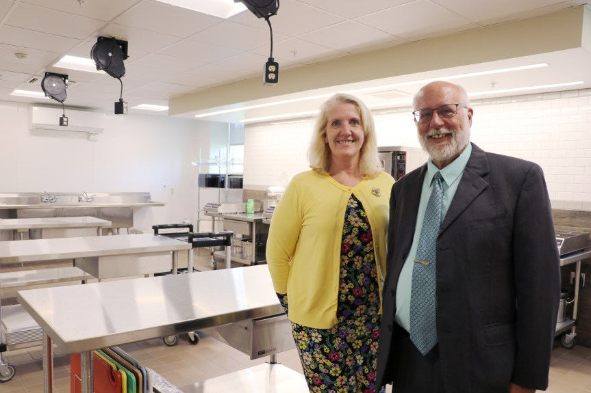 Maine DOE Launches Culinary Classroom to Support School Meal Programs; EUT to Share Office Space