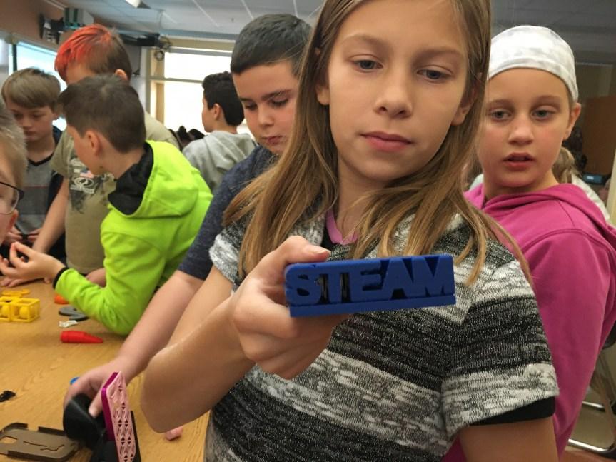 Locally Grown STEAM Showcase Begins Maine Tour at Brewer Community School