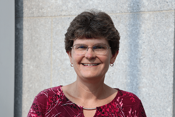Get to Know the DOE Team: Meet Lee Anne Larsen