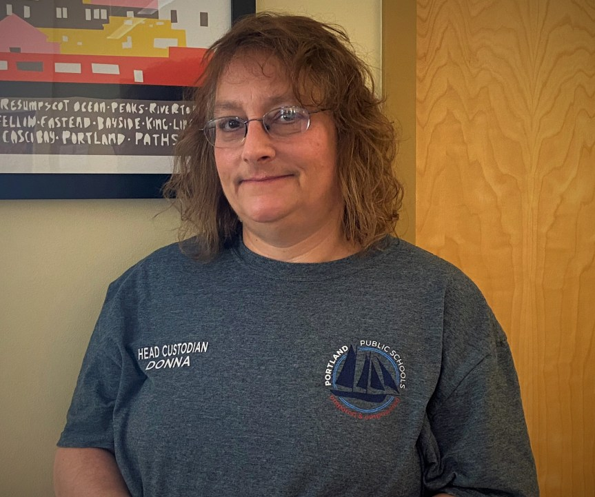 MEDIA RELEASE: Vote NOW for Maine Custodian in the Running for National Custodian of Year