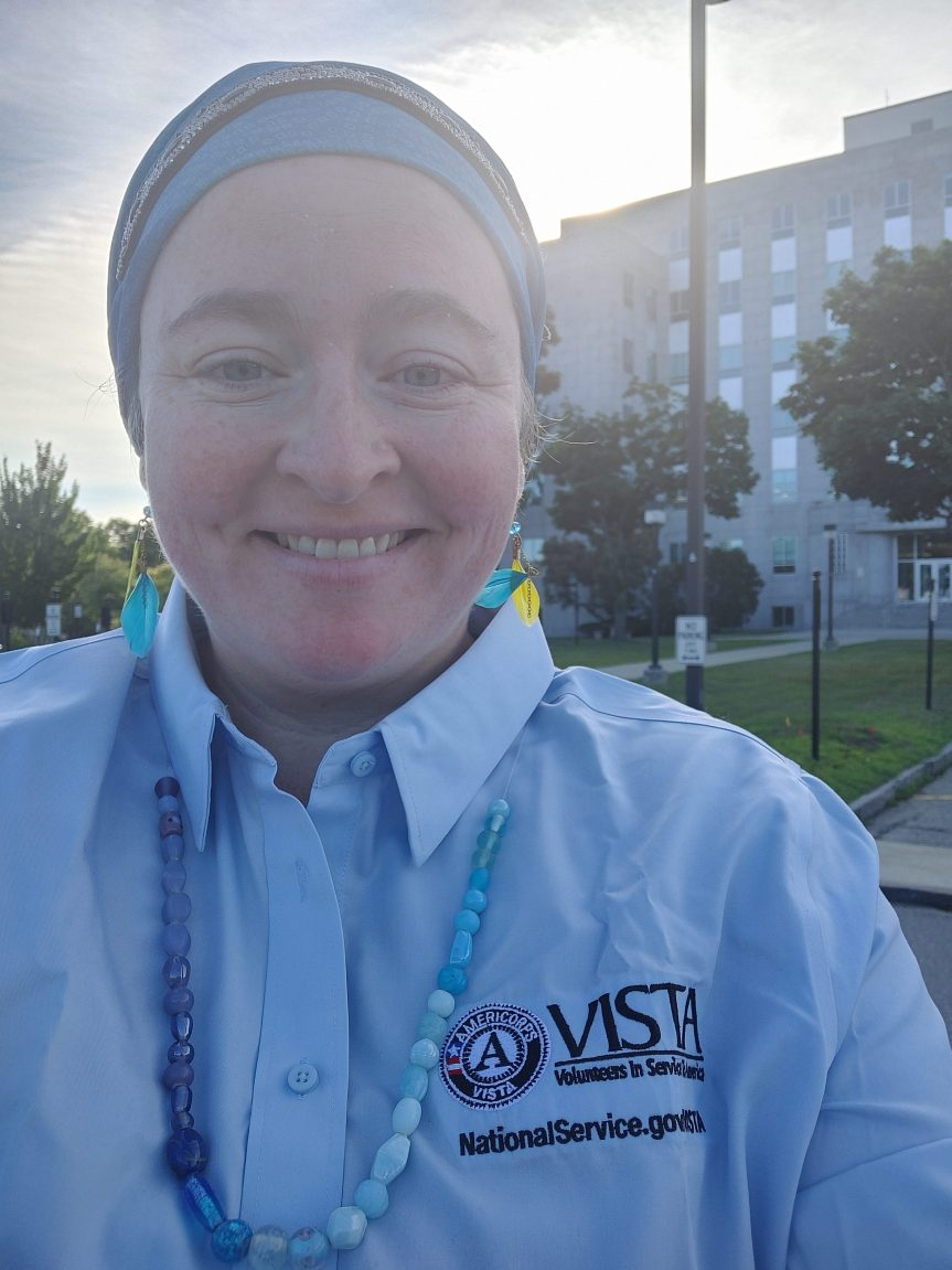 VISTA Member Joins Maine DOE for Food Security Project