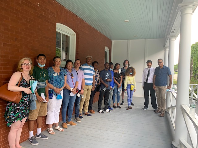 Water Treatment Provides Opportunity for Adult Education Program