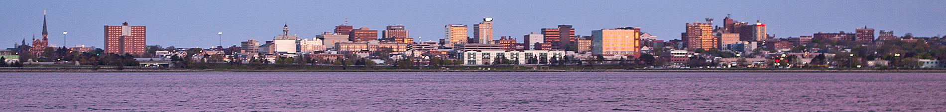 Skyline Portland, Maine