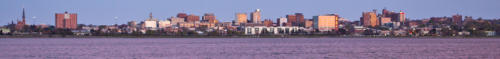 Banner-Portland Skyline