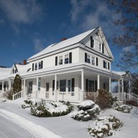A Victorian Farmhouse, Inside and Out