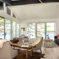 They Call Their Artful Island Home Hytte