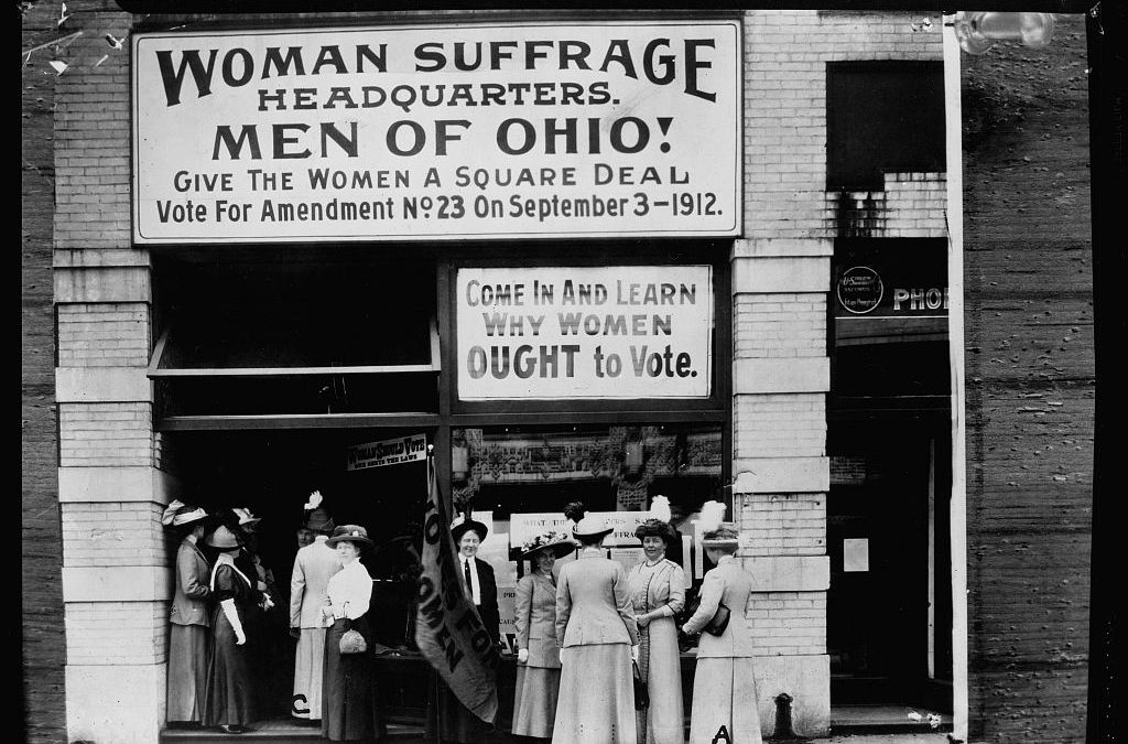 #19SuffrageStories- Number 8 – Fighting at the State Level Part 2: Suffrage in the States