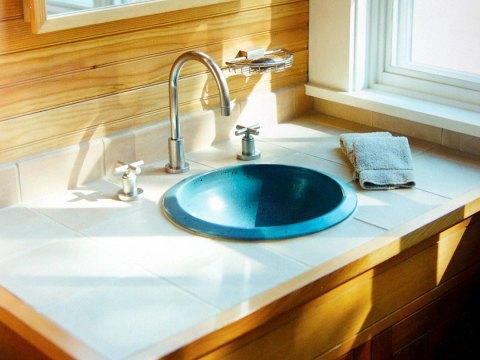 Rim Sink Blas Bruno Architect