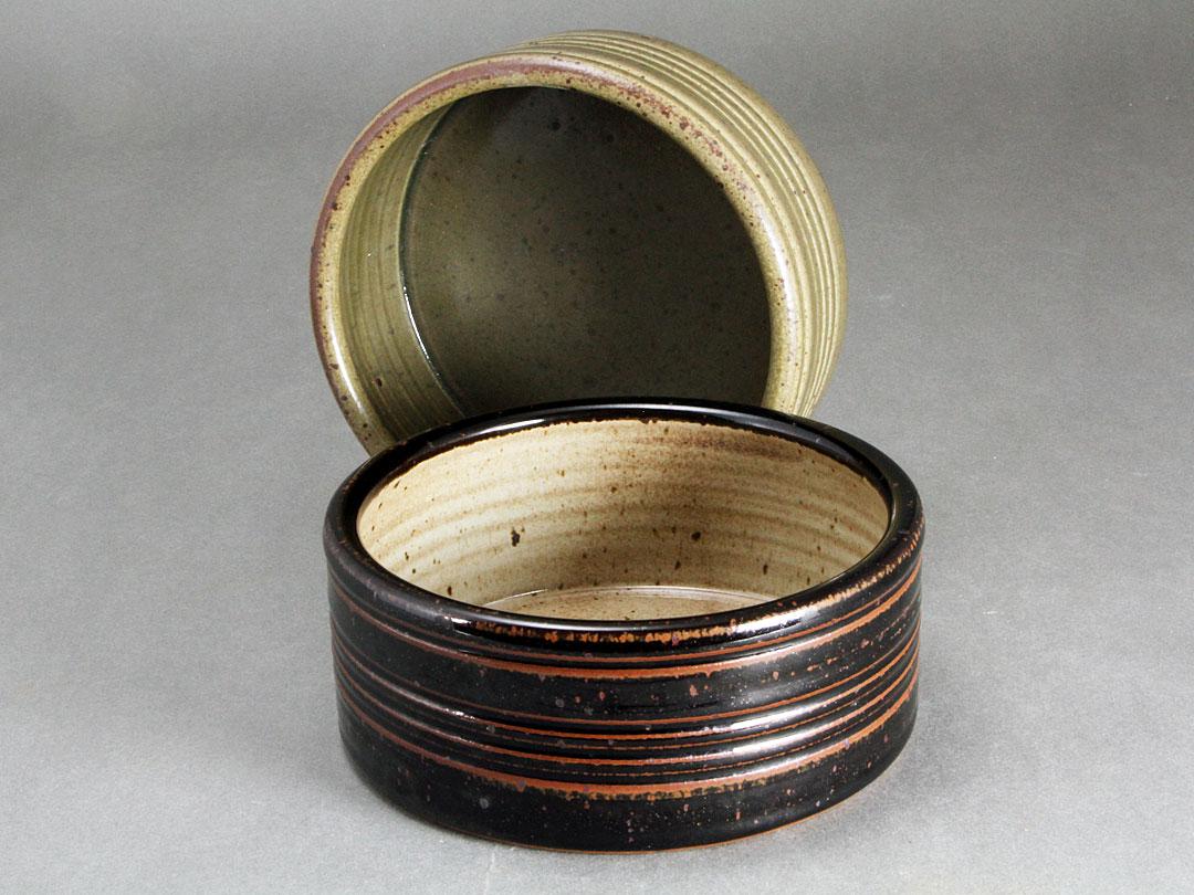 Stoneware Open Baker Set