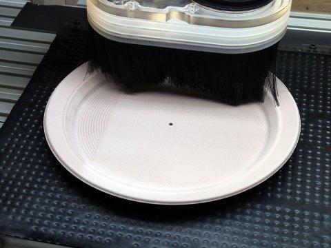 CNC Dinner Plate Model