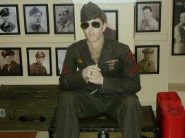 Cpl. Al Balko, USMC - WW II