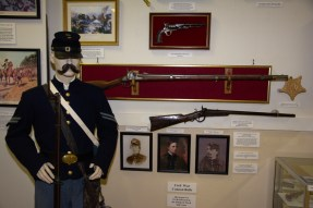 United States Civil War Arms