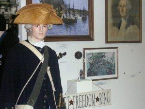 Lt Col. of the Maine Militia - 1776