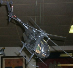 """Little Boy"" helicopter from the Vietnam War to current use"