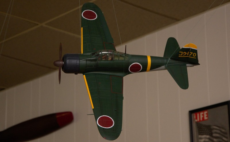 Japanese Army Zero.