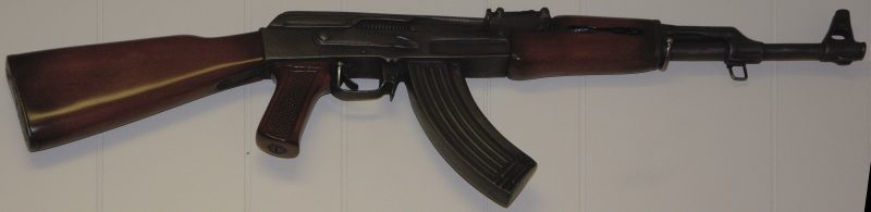 Chinese AK-47 Rifle