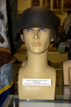 World War II German Air Force (Luftwaffe) standard issue helmet