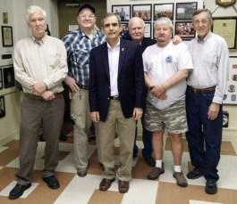 Col Ellis And Crew