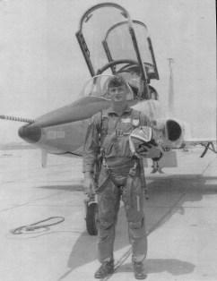 1st Lt Edward Mechenbier, USAF
