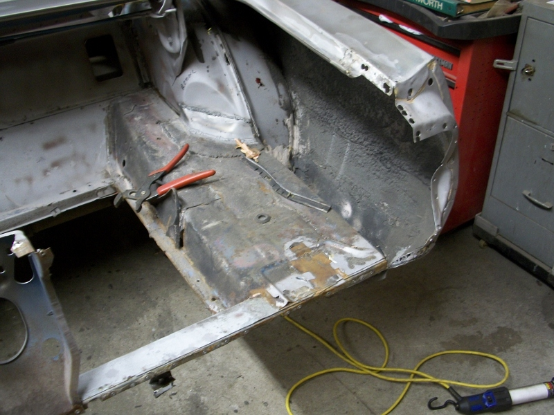 Tail Light Panel Replacement Mustang Maine Mustang