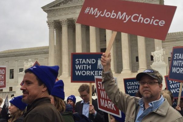 After Janus, workers are standing up for their rights in the workplace