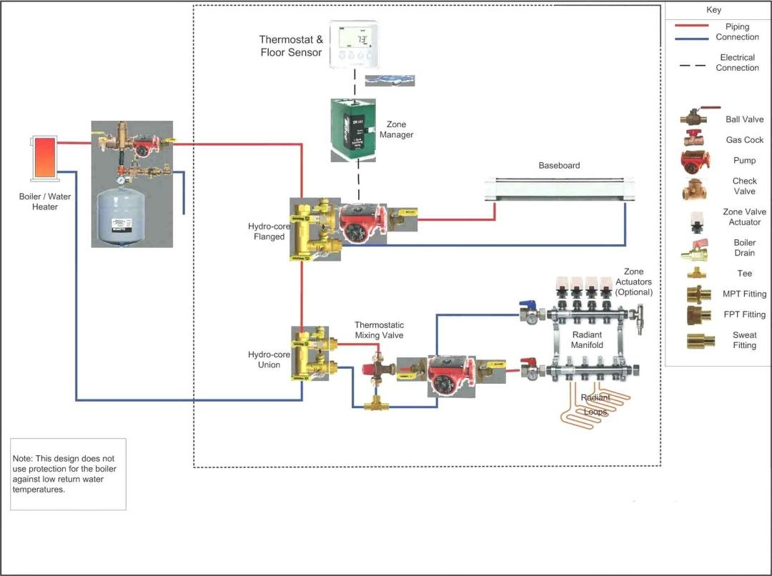 Heater Diagram Wiring Marley Wall Baseboard